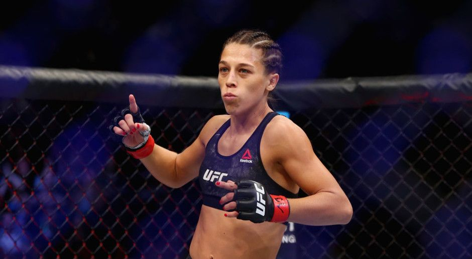 Joanna Jedrzejczyk - Bildquelle: Getty Images