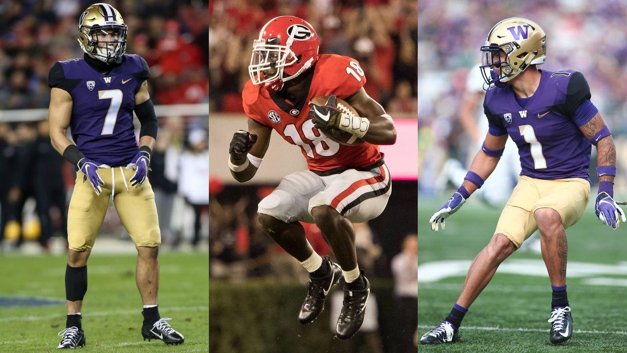 Cornerbacks und Safetys auf dem Sprung in die NFL - Bildquelle: imago