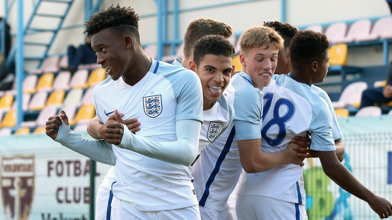 U17-Weltmeister mit England - Bildquelle: 2016 Getty Images