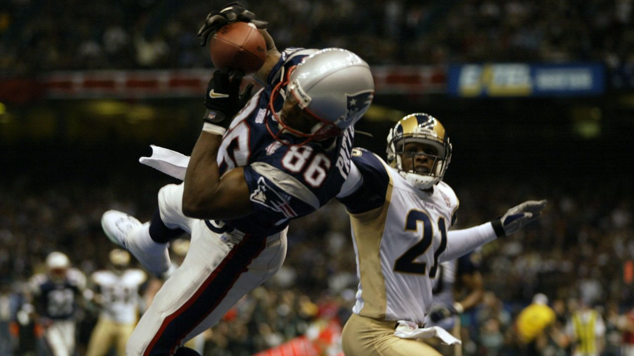 Super Bowl XXXVI - Bildquelle: Getty Images