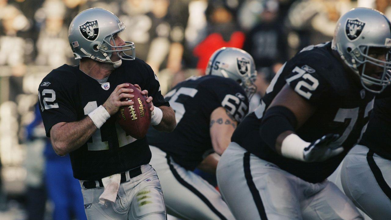 Platz 6: Las Vegas Raiders - Bildquelle: 2003 Getty Images