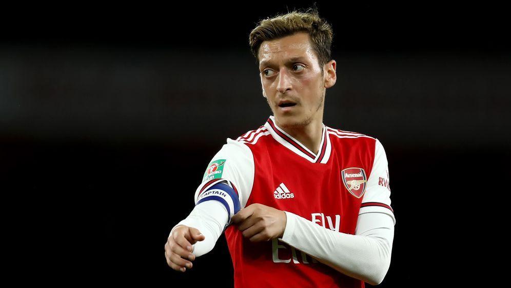 """Mit dem britischen Portal """"The Athletic"""" sprach Ex-Nationalspieler Mesut Özi... - Bildquelle: imago"""