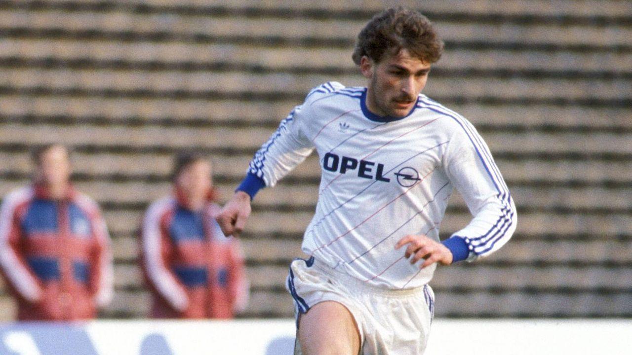 Saison 1985/86 - Bildquelle: Imago Images