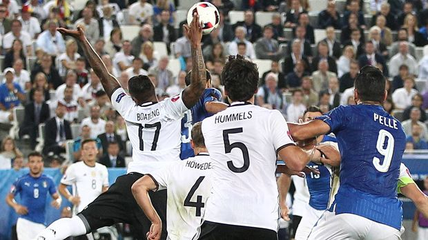 Deutschland vs Italien - Bildquelle: imago/BPI
