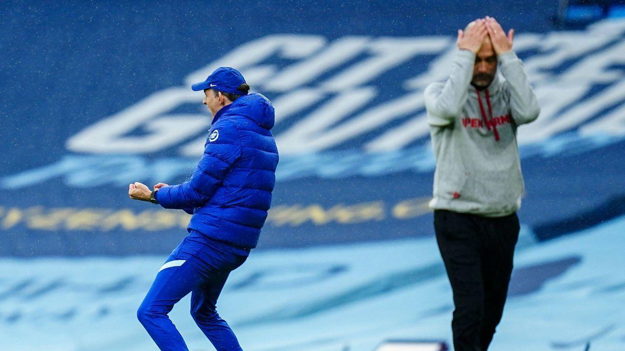 Pep Guardiola II (Manchester City) - Bildquelle: imago images/Shutterstock