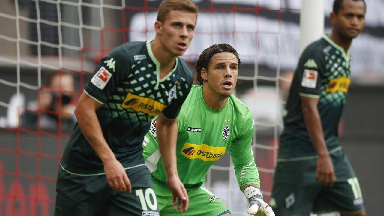 Borussia Mönchengladbach - Bildquelle: imago