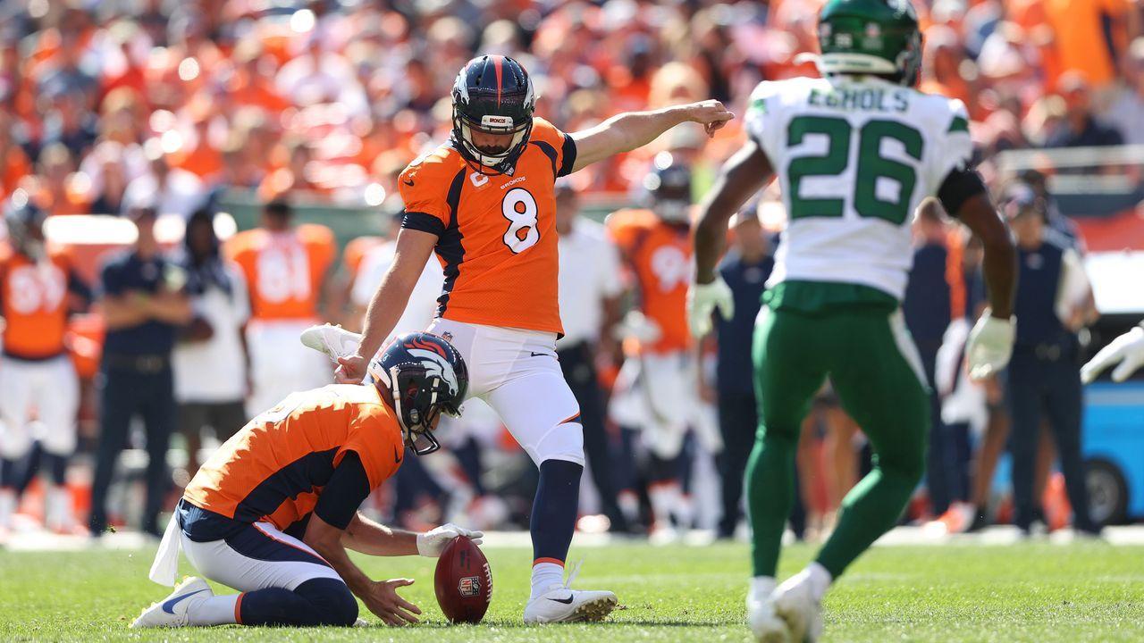 Special Teams und Kicker: Denver Broncos - Bildquelle: 2021 Getty Images