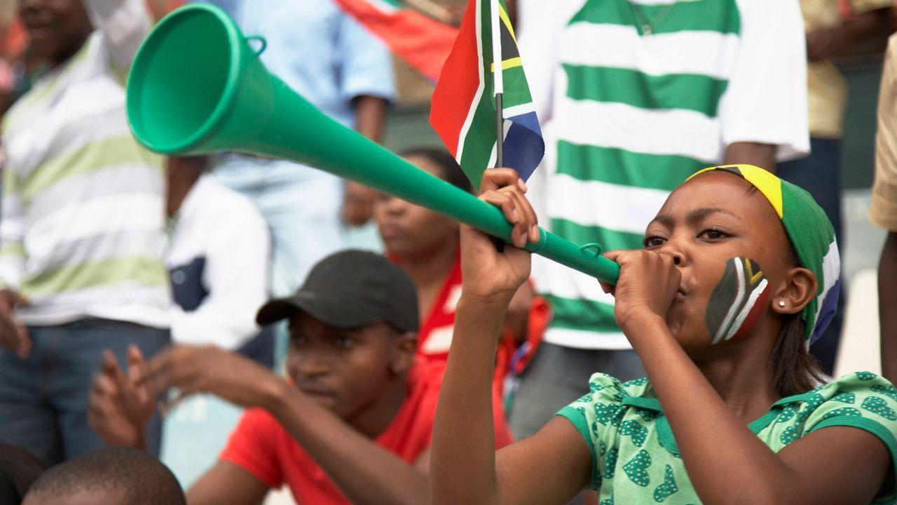 Vuvuzela - Bildquelle: imago images/Greatstock
