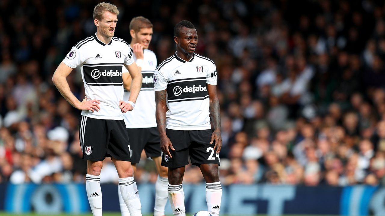 Platz 13 - FC Fulham - Bildquelle: 2018 Getty Images