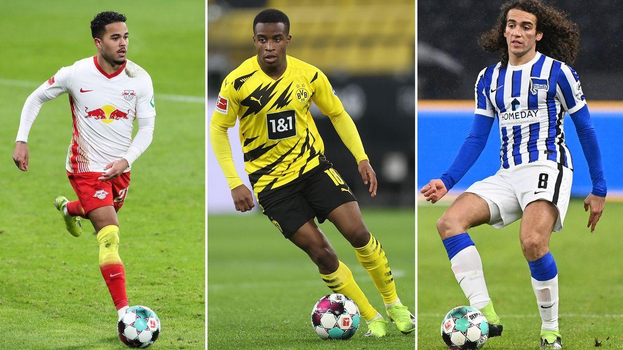Die Bundesliga-Stars bei der U21-Europameisterschaft - Bildquelle: Getty/Imago