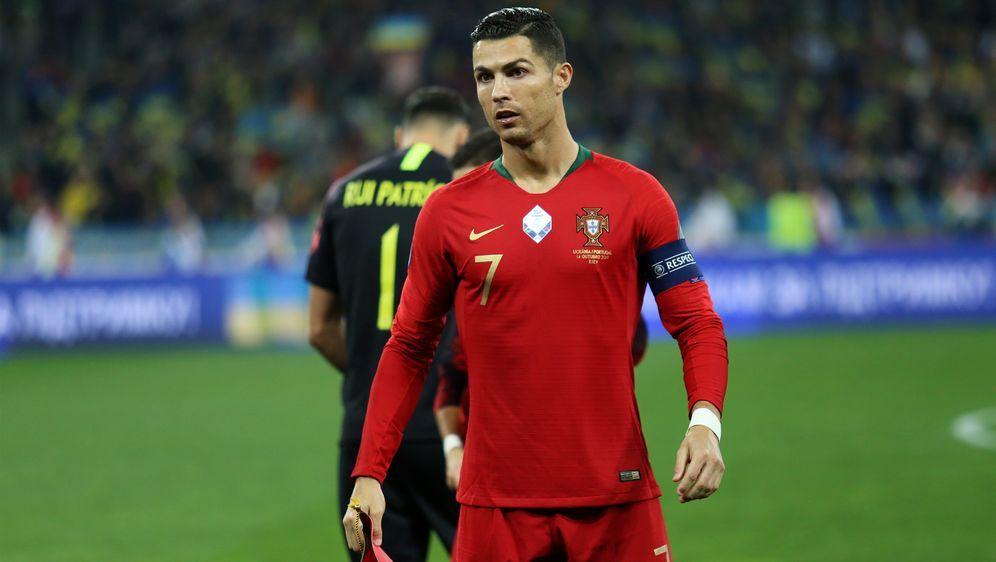 Ronaldo erreicht mit 700. Tor als Profi Meilenstein - Bildquelle: imago