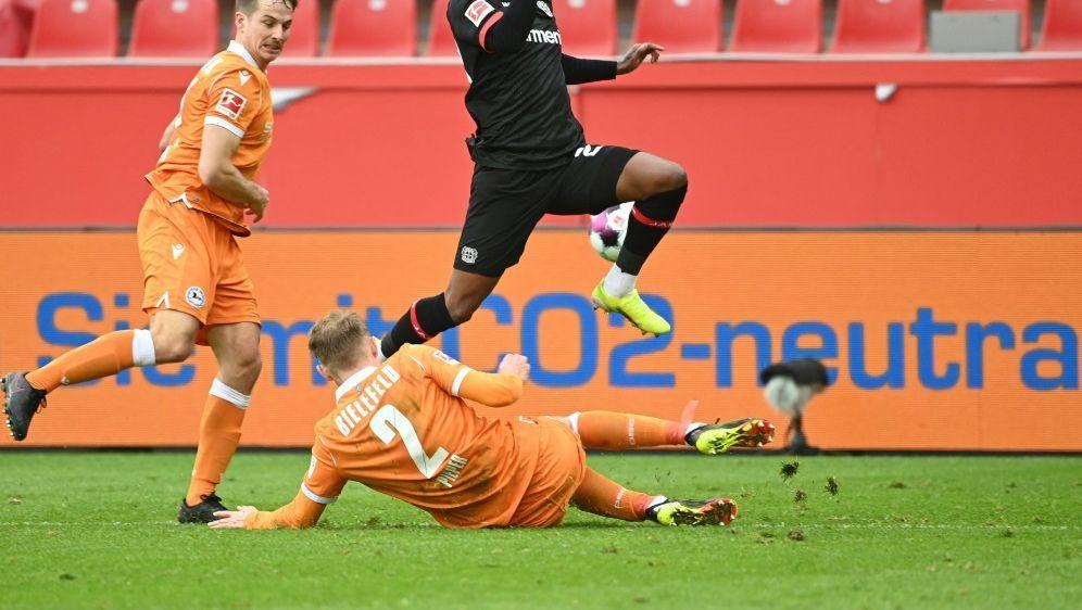Gray verlässt Leverkusen nach einer halben Saison - Bildquelle: AFPPOOLSIDINA FASSBENDER