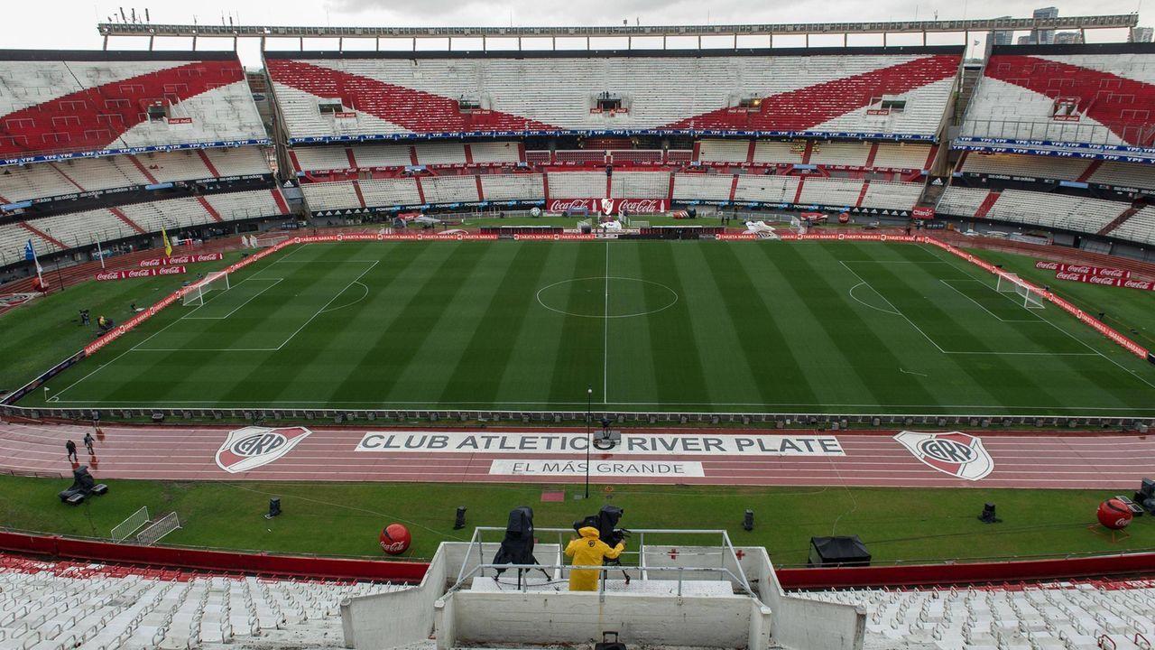 "Nationalstadion ""El Monumental"" - Bildquelle: Imago"