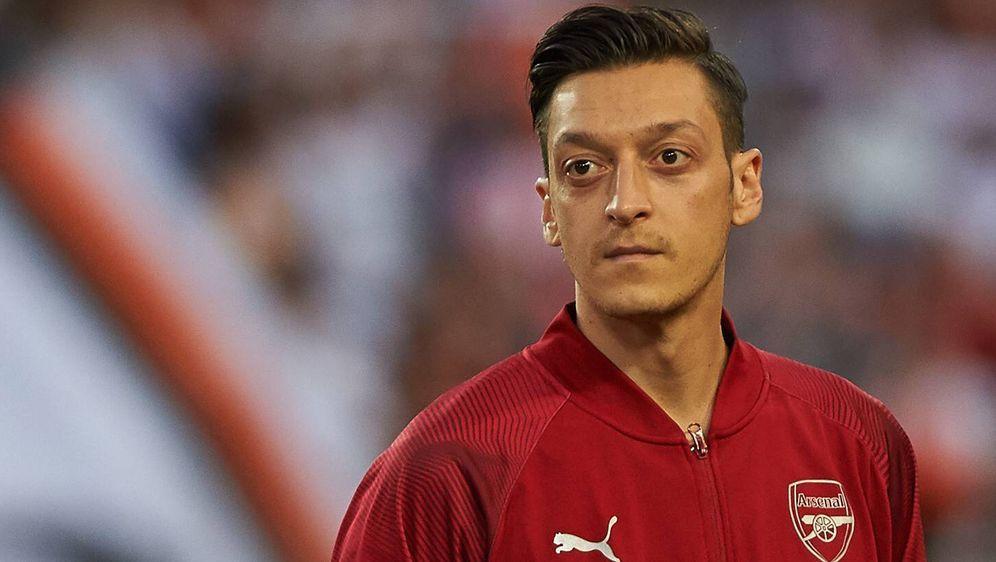 Mesut Özil möchte mit dem FC Arsenal die Europa League gewinnen - Bildquelle: imago images / ZUMA Press