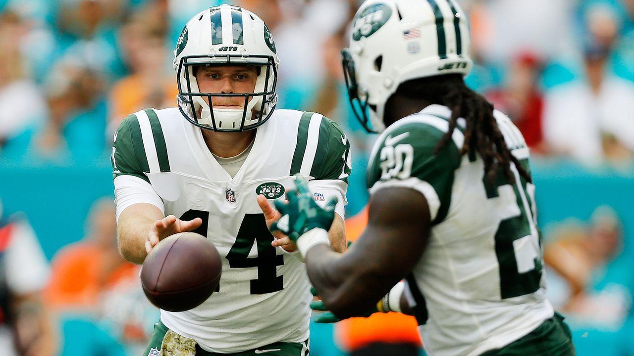 Platz 26: New York Jets - Bildquelle: 2018 Getty Images