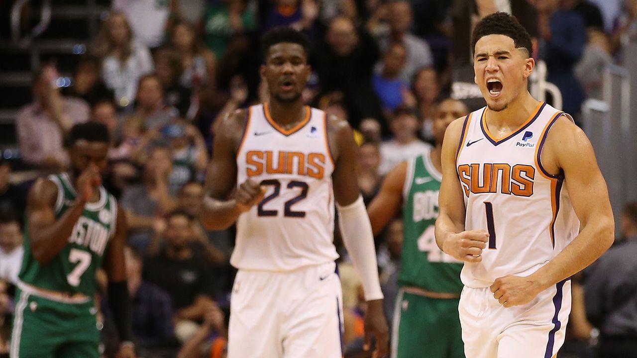 10. Pick: Phoenix Suns - Bildquelle: Getty Images