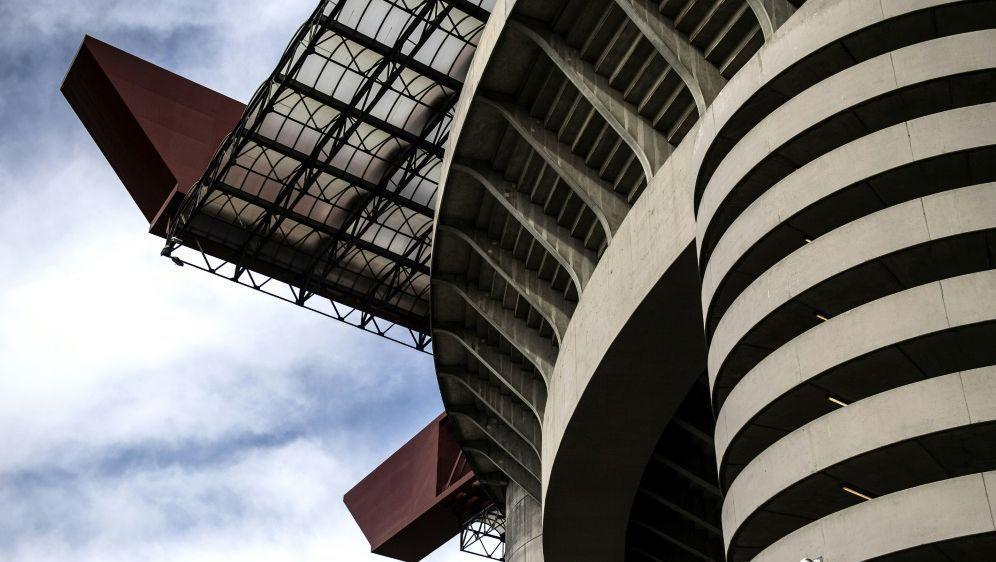 Festnahme nach verstorbenem Fan von Inter Mailand - Bildquelle: AFPSIDMARCO BERTORELLO