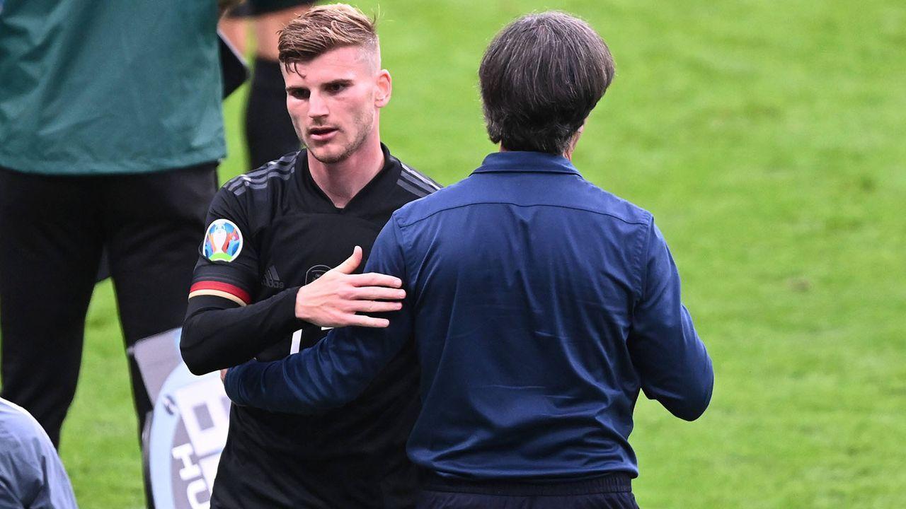EM 2021: 0:2 gegen England! Deutschland gegen England in der Einzelkritik