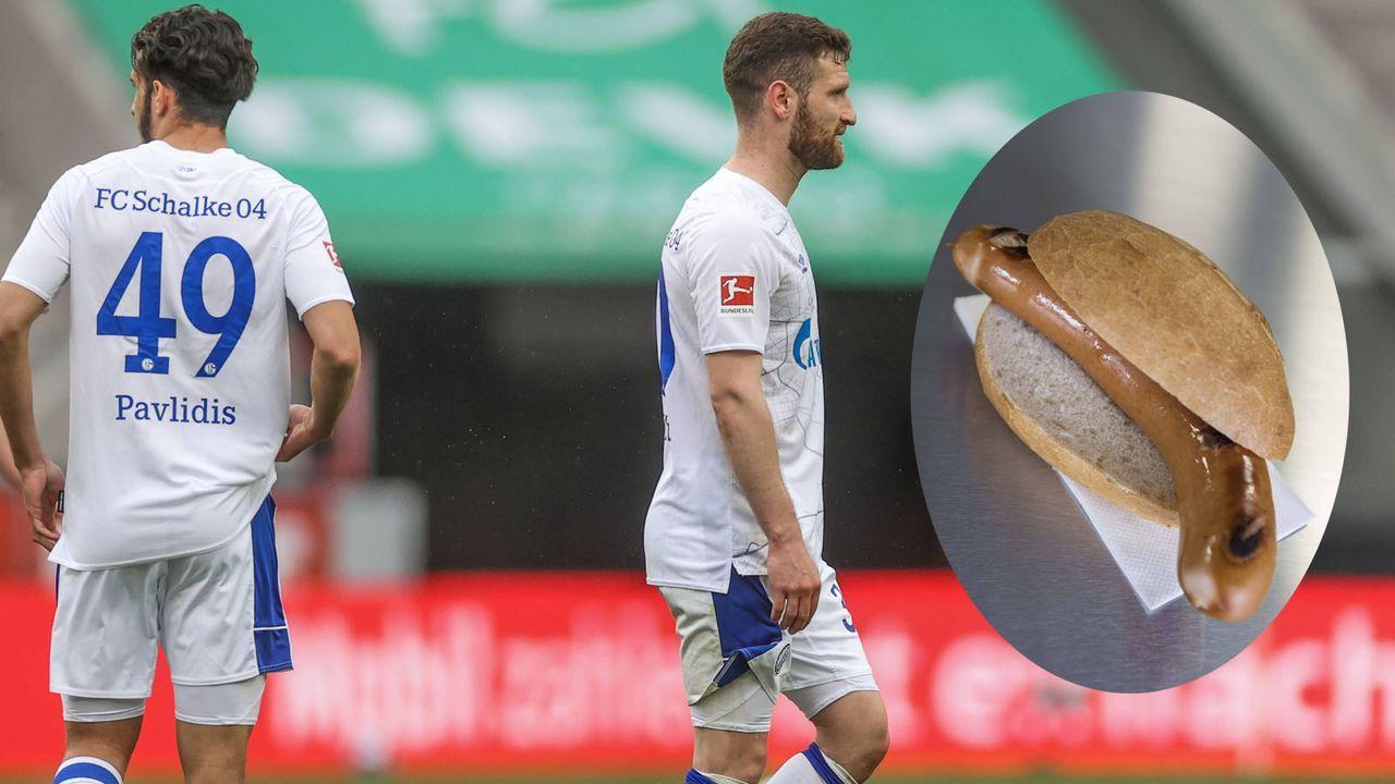 Ein Titel für Schalke 04: Die Trostbratwurst 2021 - Bildquelle: imago images/RHR-Foto