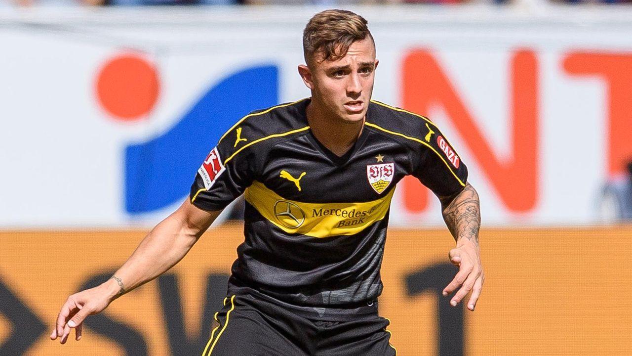 VfB Stuttgart - Bildquelle: getty