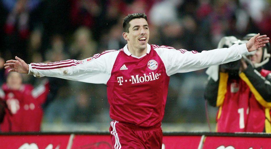 2003 - Roy Makaay zum FC Bayern München (19,75 Mio.) - Bildquelle: Bongarts