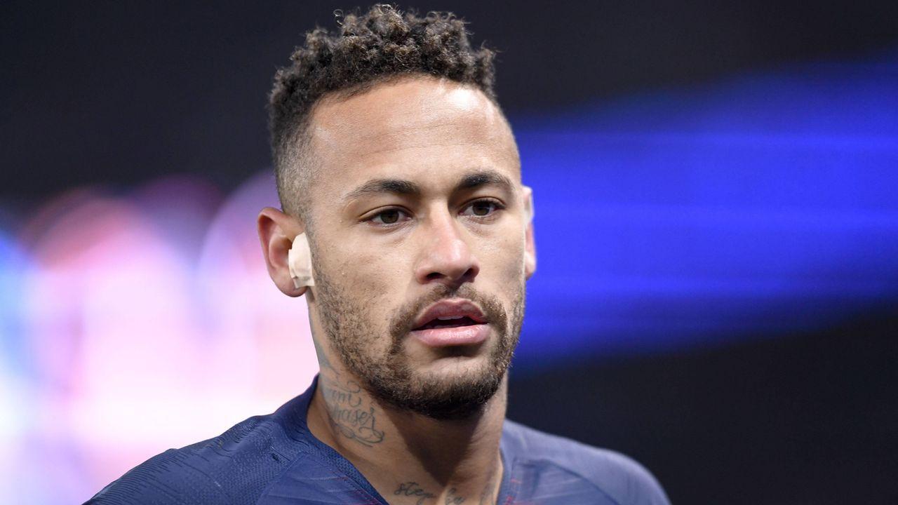 1. Platz: Neymar - Bildquelle: imago/PanoramiC