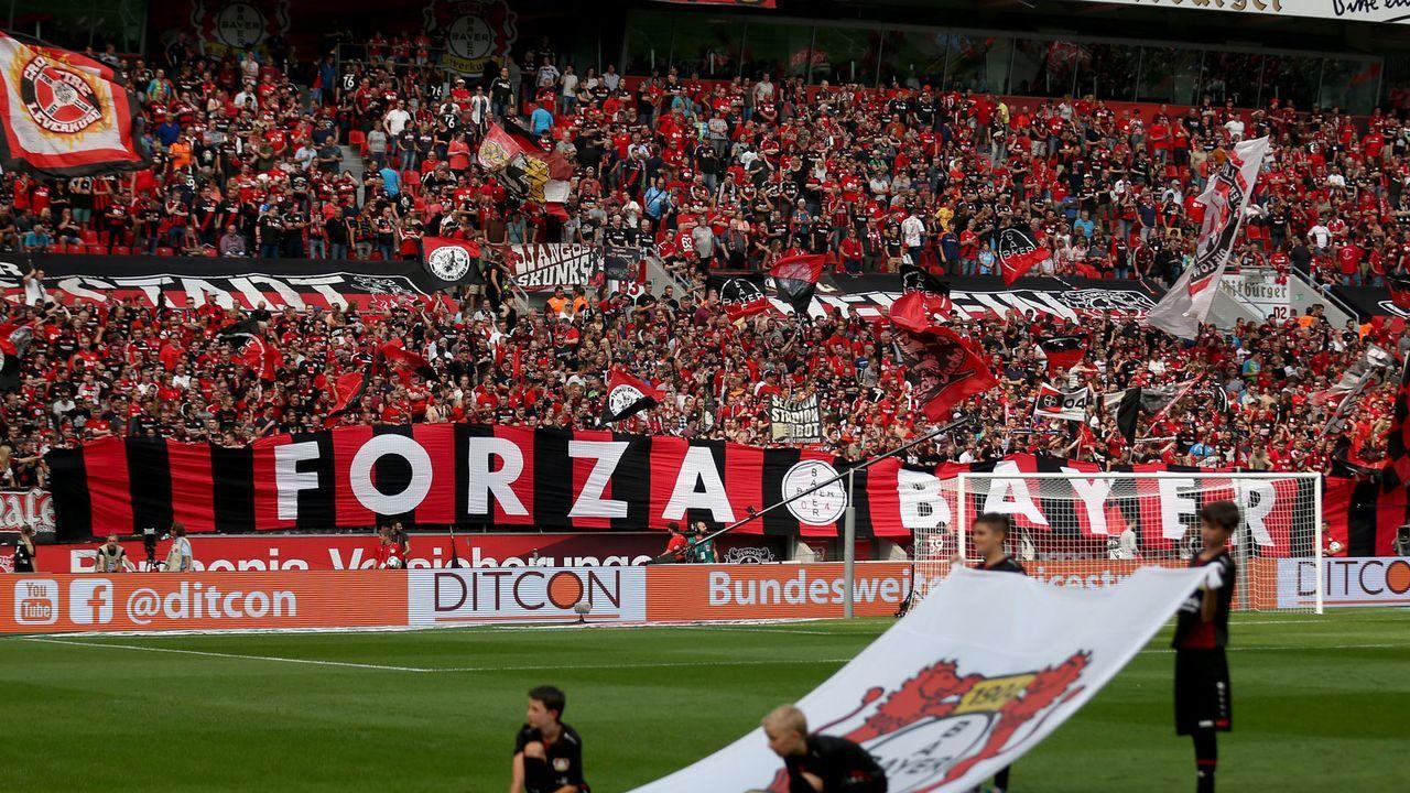 Bayer 04 Leverkusen - Bildquelle: 2017 Getty Images