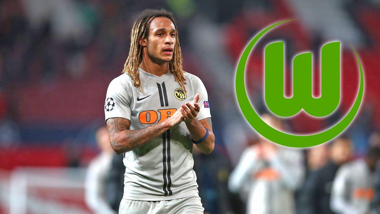 Kevin Mbabu (VfL Wolfsburg) - Bildquelle: Getty