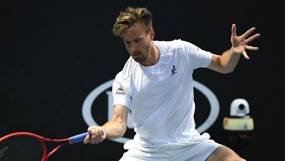 ATP-Turnier: Peter Gojowczyk steht im Halbfinale - Bildquelle: AFPSIDWILLIAM WEST
