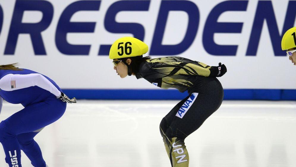 Shorttrack-Weltcups in Dresden und Bietigheim abgesagt - Bildquelle: AFPSIDROBERT MICHAEL