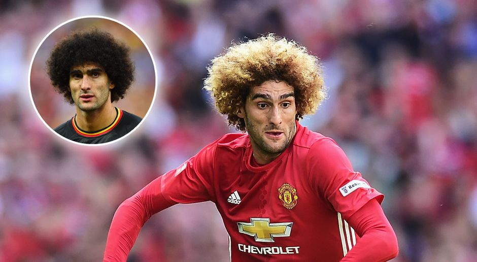 Marouane Fellaini (Manchester United) - Bildquelle: 2016 Getty Images