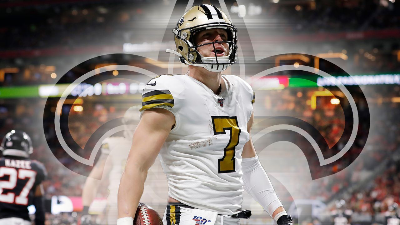 13. Spieltag - Taysom Hill (New Orleans Saints) - Bildquelle: Getty Images