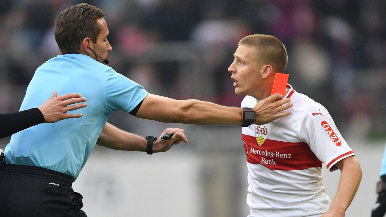 Platz 2 - VfB Stuttgart (83 Punkte) - Bildquelle: imago images / Michael Weber