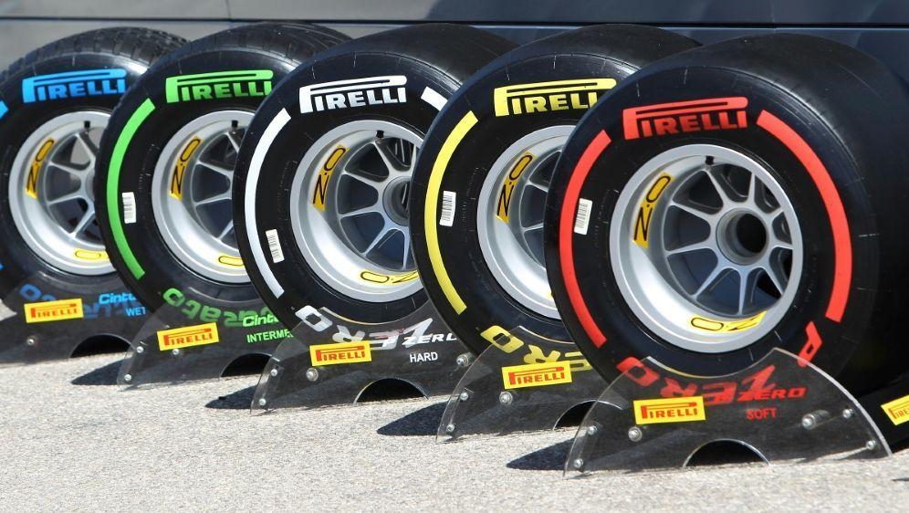 Die 2019er-Reifen sind auch im kommenden Jahr im Einsatz - Bildquelle: FIROFIROSIDfiro Sportphoto
