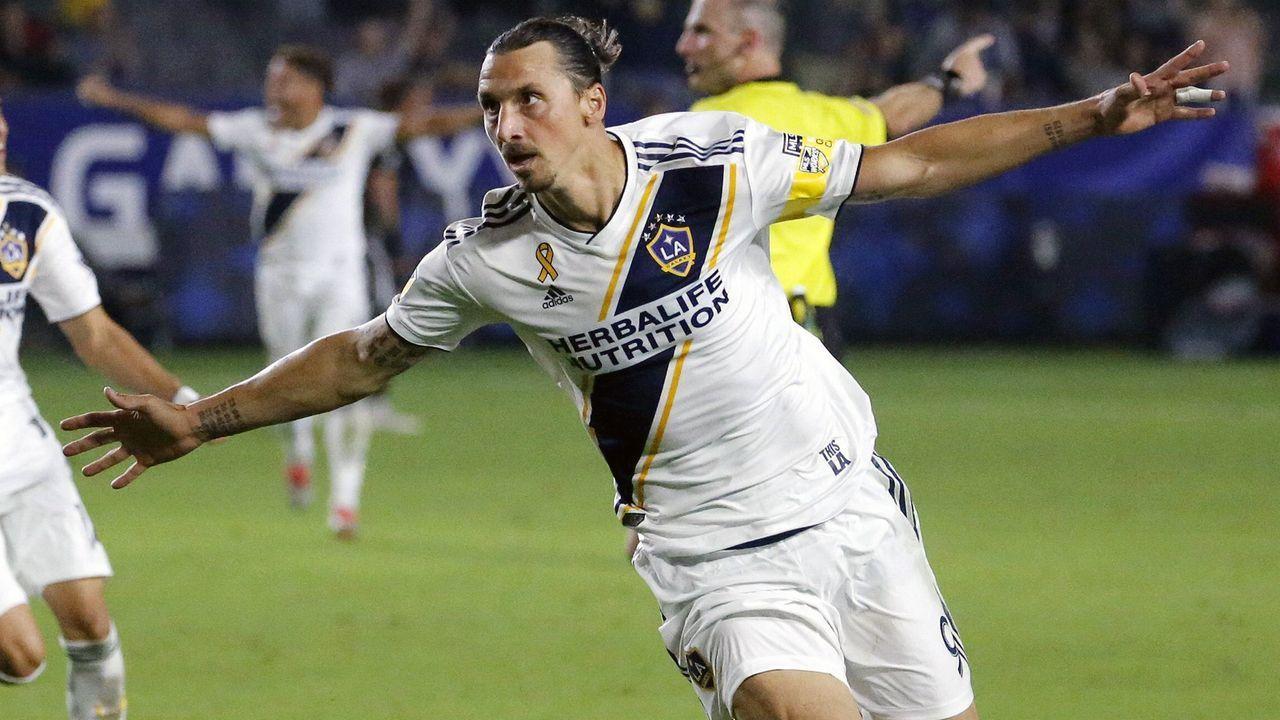 LA Galaxy (Western Conference) - Bildquelle: imago images / ZUMA Press