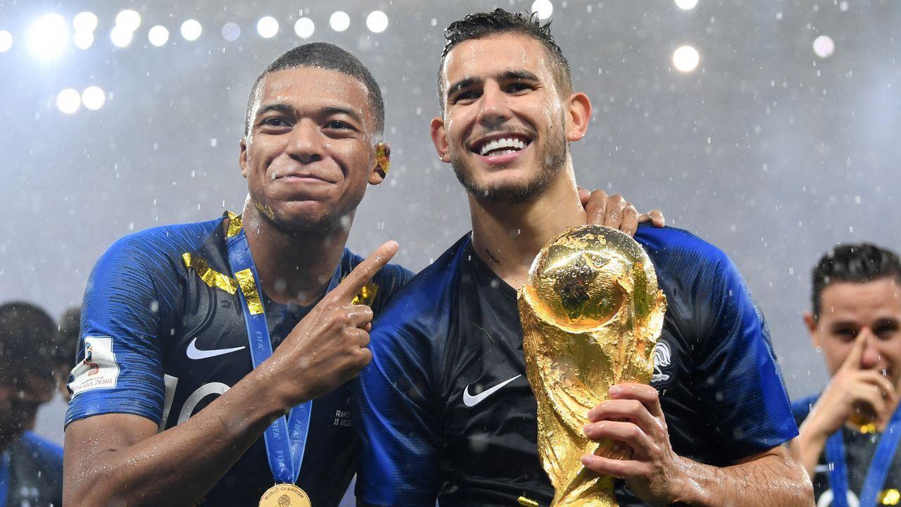 Absoluter Höhepunkt mit Frankreich - Bildquelle: 2018 Getty Images