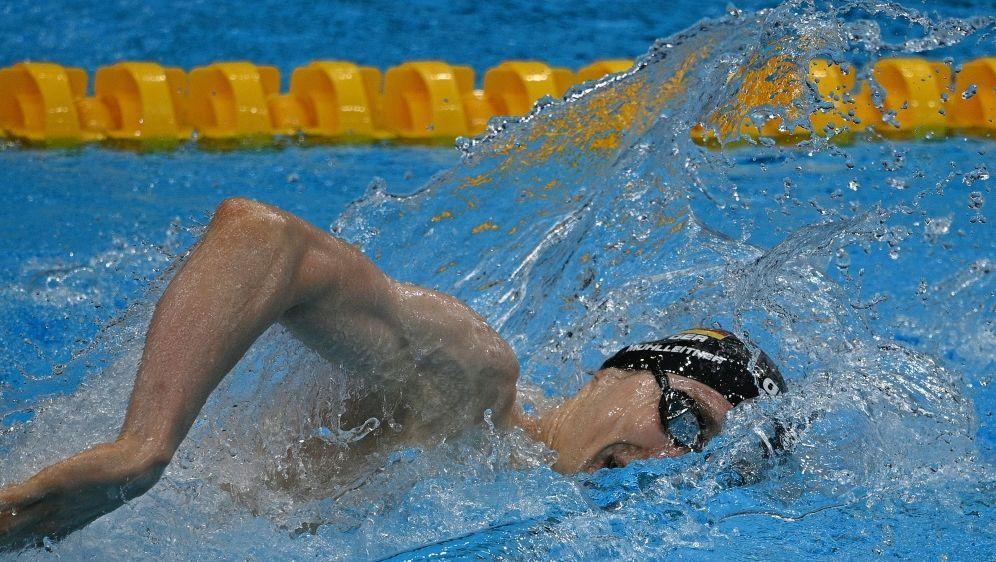 400 m Freistil: Henning Mühlleitner wird Vierter - Bildquelle: AFPSIDOLI SCARFF