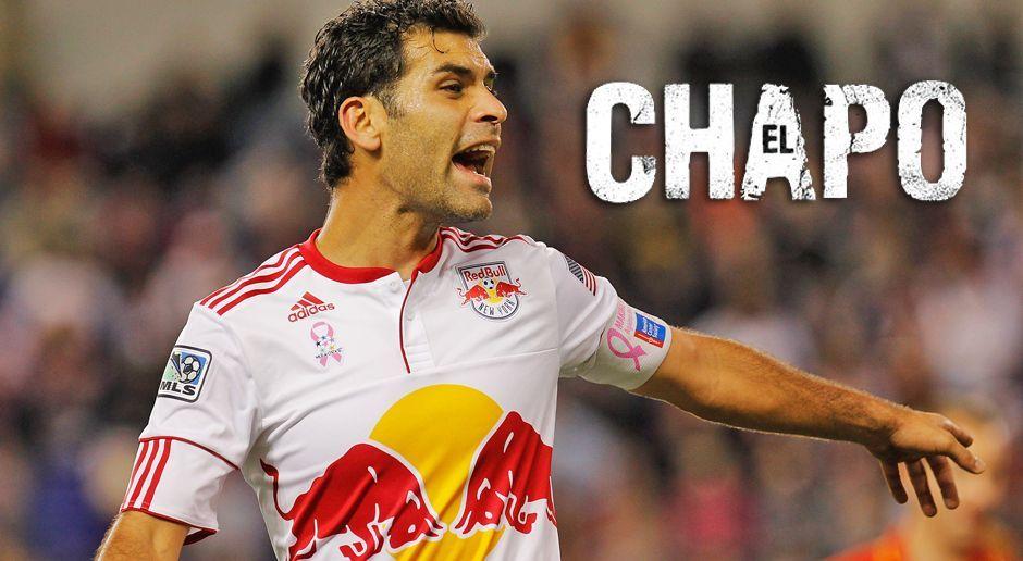 "Rafael Marquez - ""El Chapo"" - Bildquelle: 2011 Getty Images / twitter/@ElChapoLaSerie"