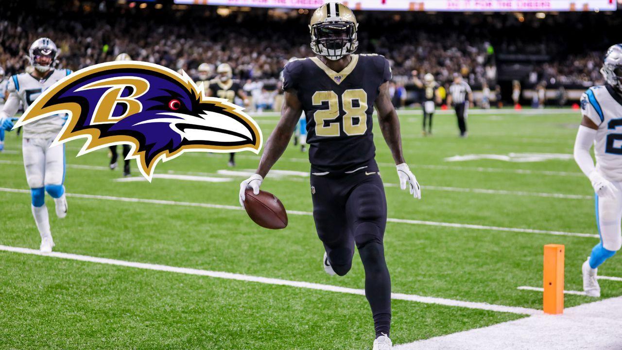 Latavius Murray (Baltimore Ravens) - Bildquelle: Imago