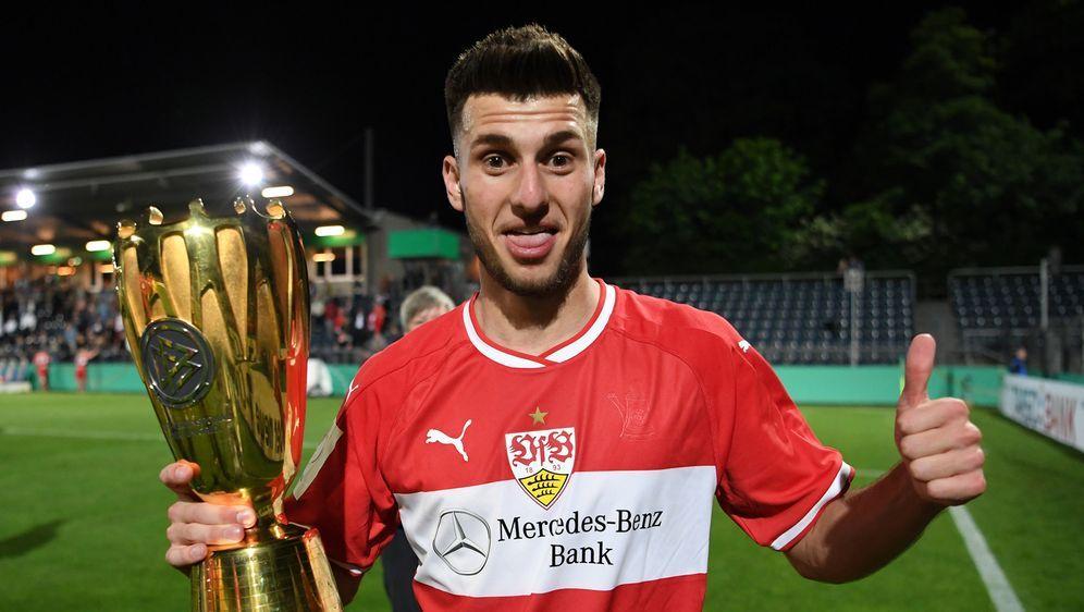 Leon Dajaku wechselt vom VfB Stuttgart zum FC Bayern - Bildquelle: Getty Images