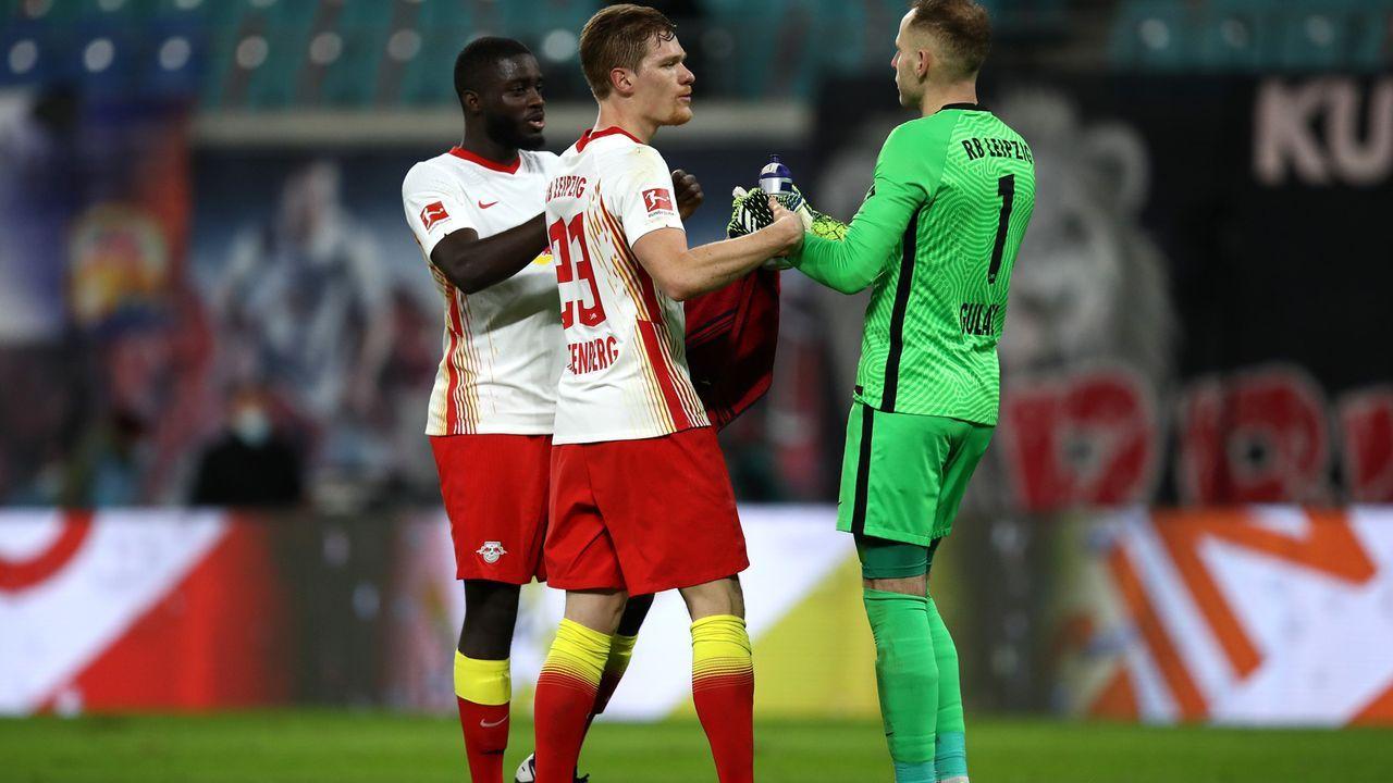 Leipzig abwehrstark – Bayern wackelt hinten - Bildquelle: 2021 Getty Images