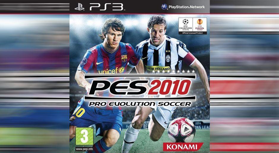 PES 2010 - Bildquelle: Konami