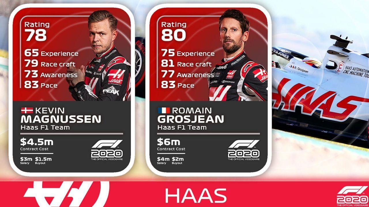 Haas - Bildquelle: F1/Twitter