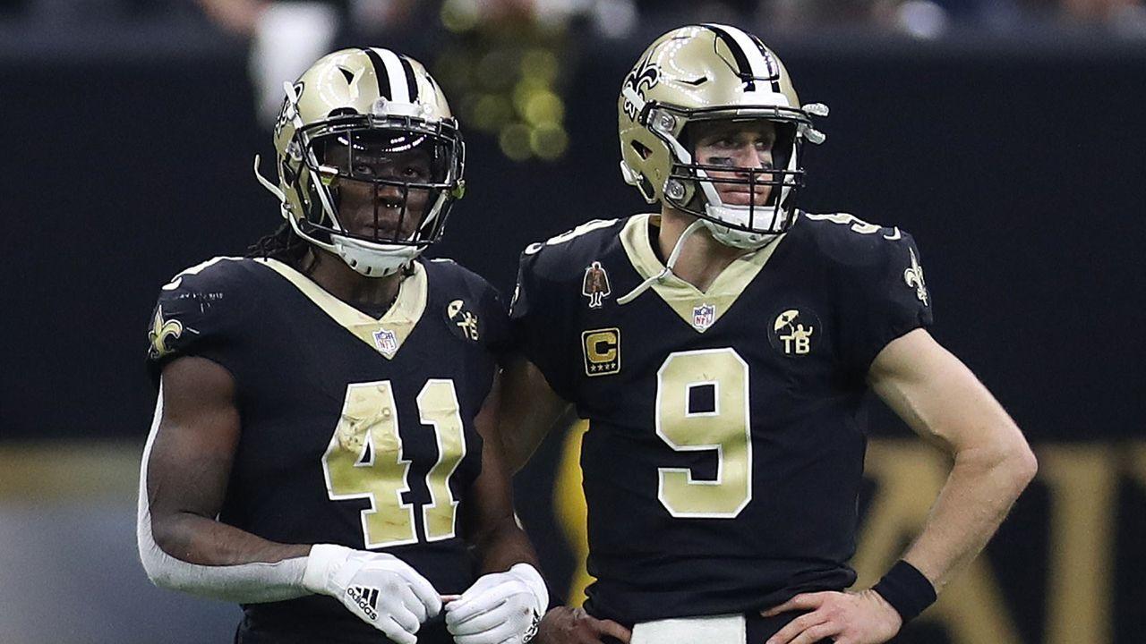 New Orleans Saints: 6 Picks - Bildquelle: 2019 Getty Images