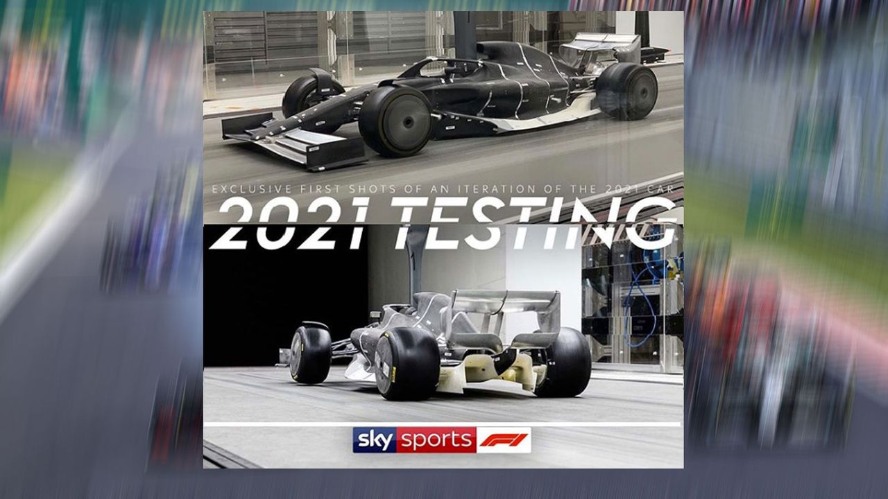 Formel 1: So sehen die Boliden 2021 aus - Bildquelle: Getty Images, Instagram/@skysportsf1