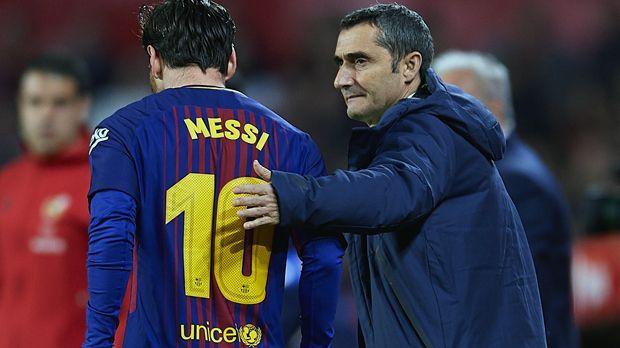 Ernesto Valverde (FC Barcelona) - Bildquelle: 2018 Getty Images