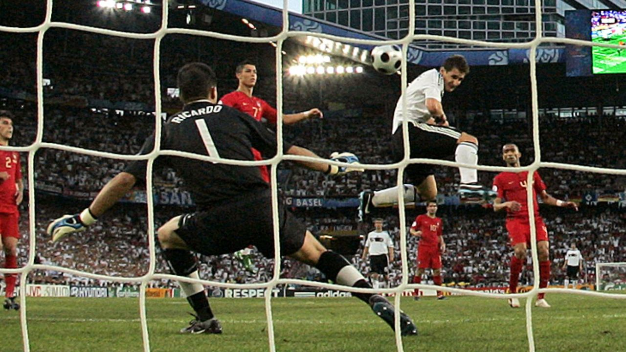 EM-Viertelfinale 2008: GER - POR 3:2 - Bildquelle: imago sportfotodienst