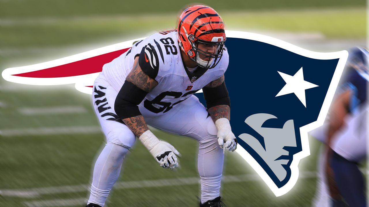 Alex Redmond (New England Patriots) - Bildquelle: imago images/Icon SMI