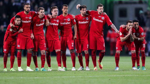 Platz 13: Eintracht Frankfurt - Bildquelle: 2017 Getty Images
