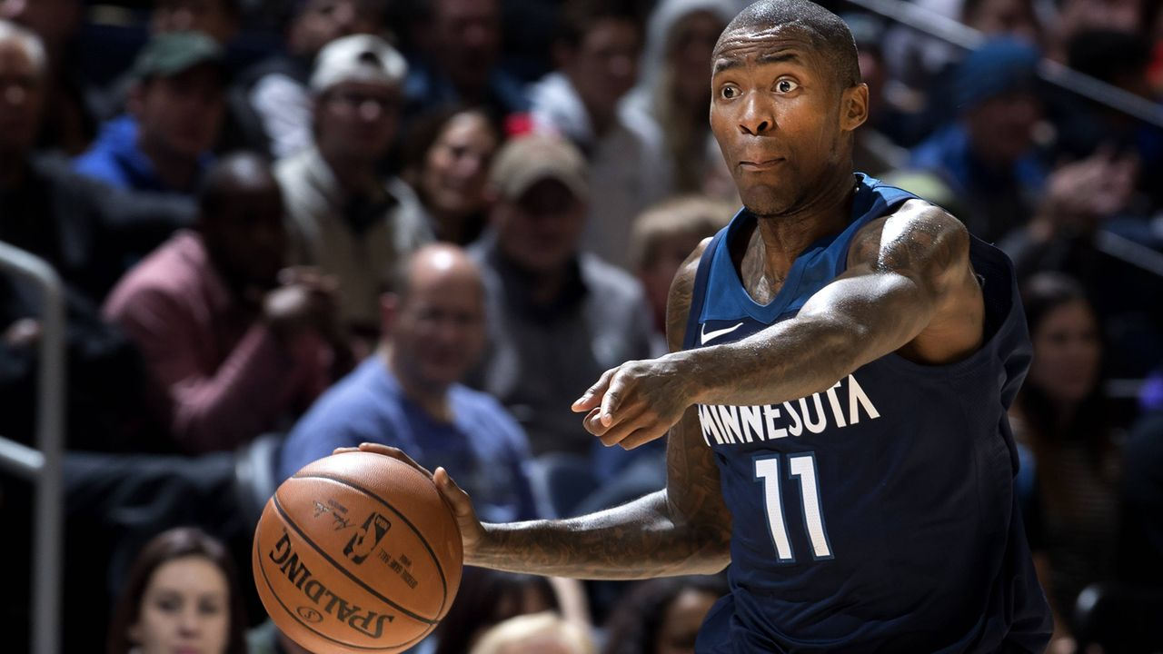 Jamal Crawford (Minnesota Timberwolves) - Bildquelle: imago/ZUMA Press